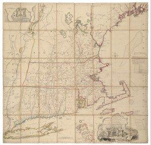 BRM2387 Jefferys New England 1755