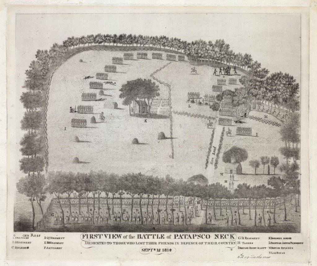 Baltimore 1814: The British Fail To Take Baltimore During The War Of 1812