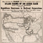 Rand McNally 1884 Public Domain Squandered