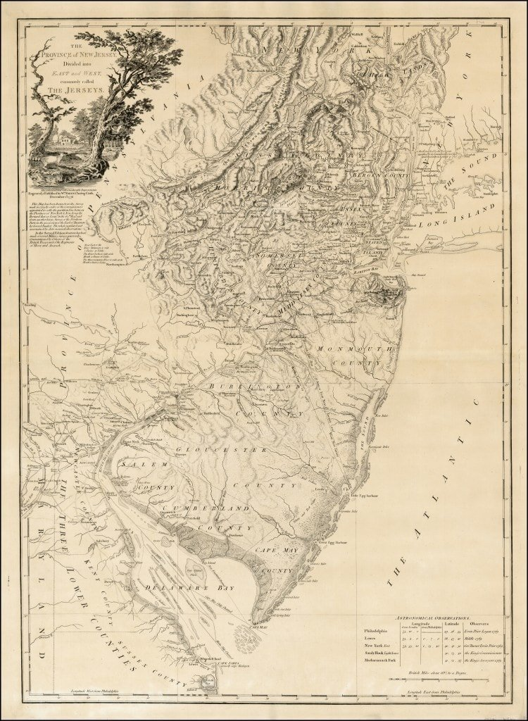 The finest 18th-century map of New Jersey - Rare & Antique Maps on east coast map, north dakota map, mississippi map, monmouth county map, delaware map, connecticut map, new hampshire map, georgia map, northeast map, pennsylvania map, indiana map, texas map, new york map, minnesota map, louisiana map, rhode island map, michigan map, north carolina map, iowa map, kansas map, ohio map, massachusetts map, missouri map, new england map, california map, oklahoma map, nebraska map, south carolina map, maryland map, nevada map, usa map, florida map, wisconsin map, illinois map, maine map,