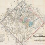 Rare map from the early days of the Civil War, issued in Boston by Prang