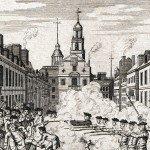 BRM2437 Political Magazine Boston Massacre 1770