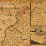 Franklin Leavitt map of the White Mountains