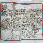 Superb manuscript physical atlas, by a British convent student