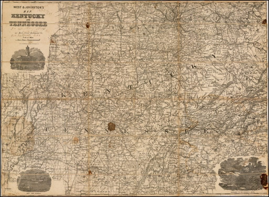 When Land Surveys Were a Modern Marvel - Atlas Obscura