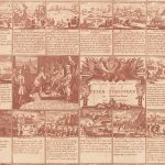 Rare set of 19th-century tactile maps by educator L. R. Klemm