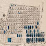 George Eldridge 1913 tourist map of Martha's Vineyard