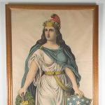 A spectacular chromolithographic temperance poster