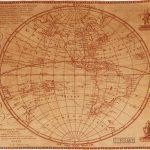 """Rare and elaborate """" Jeu Geographique """""""