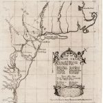 James Alexander (mapmaker) / James Turner (engraver), MAP No. I. [removed from, but accompanied by:] A BILL IN THE Chancery of New-Jersey…] New York: Benjamin Franklin and James Parker, 1747.