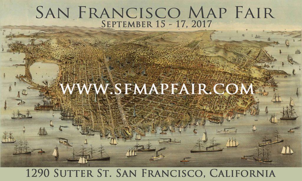 2017 San Francisco Map Fair
