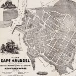 1873 plan of Cape Arundel in Kennebunkport Maine