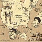 David Horsey, The World According to Ronald Reagan. Seattle: AA Graphics, Inc., 1987.