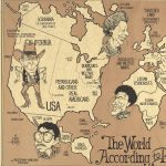 David Horsey, The World According to Ronald Reagan. Seattle: AA Graphics, Inc., 1987.