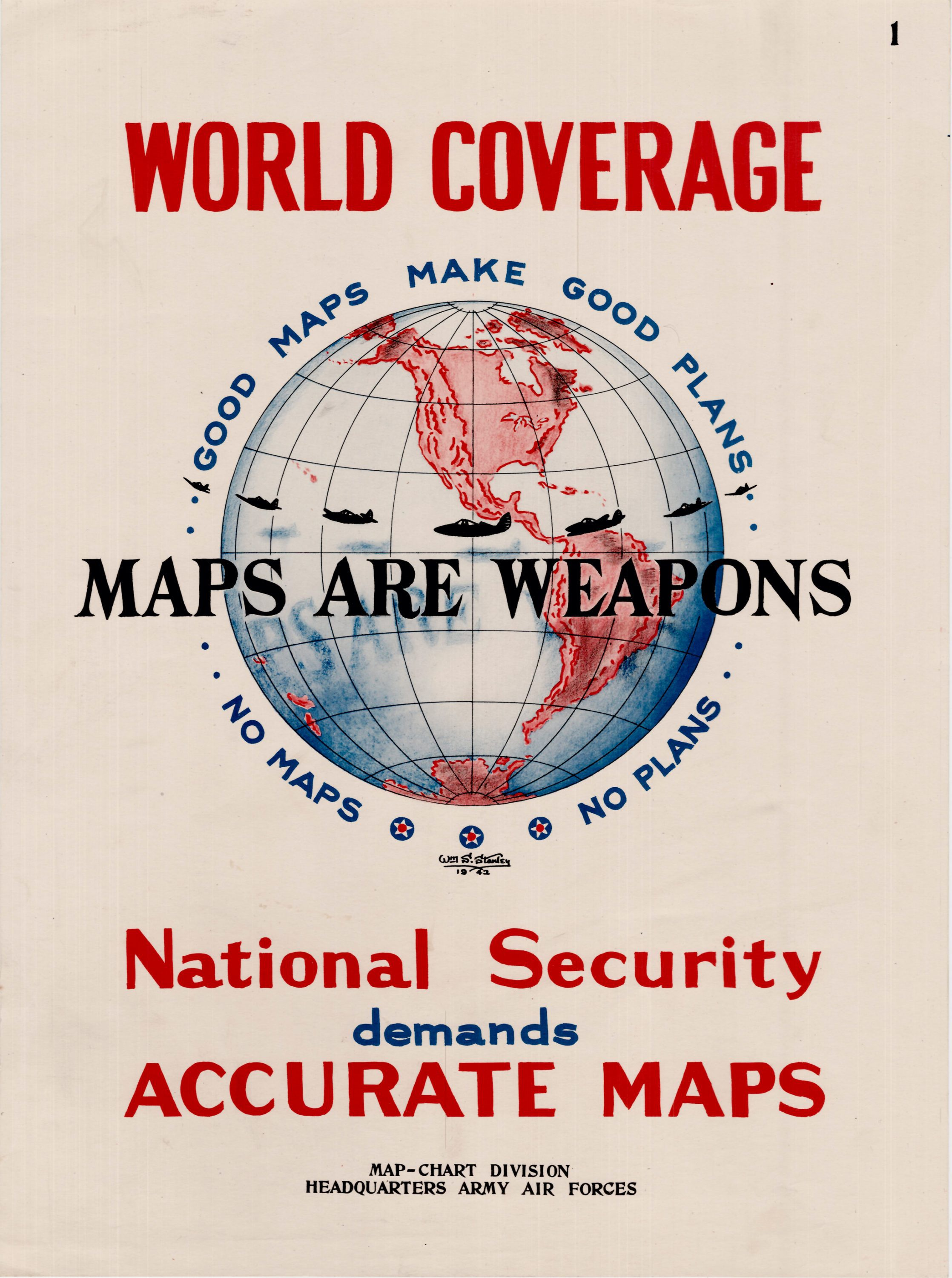 1942 us army maps are weapons poster rare antique maps 1942 us army maps are weapons poster gumiabroncs Choice Image