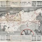 "Isaac Don Levine, ""GULAG""—SLAVERY, INC. THE DOCUMENTED MAP OF FORCED LABOR CAMPS IN SOVIET RUSSIA[.] New Edition (1951)… New York: Free Trade Union Committee of the American Federation of Labor, 1951."