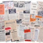 72 Second World War aerial propaganda leaflets