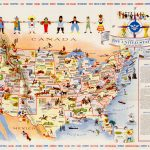 """Mary Ronin's """"THE UNITED STATES[:] The Land and the People"""""""