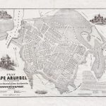 1873 PLAN OF CAPE ARUNDEL A SECTION OF THE LANDS OF THE BOSTON & KENNEBUNKPORT SEA SHORE CO