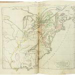 "1829 Emma Willard ""A SERIES OF MAPS TO WILLARD'S History of the United States"""
