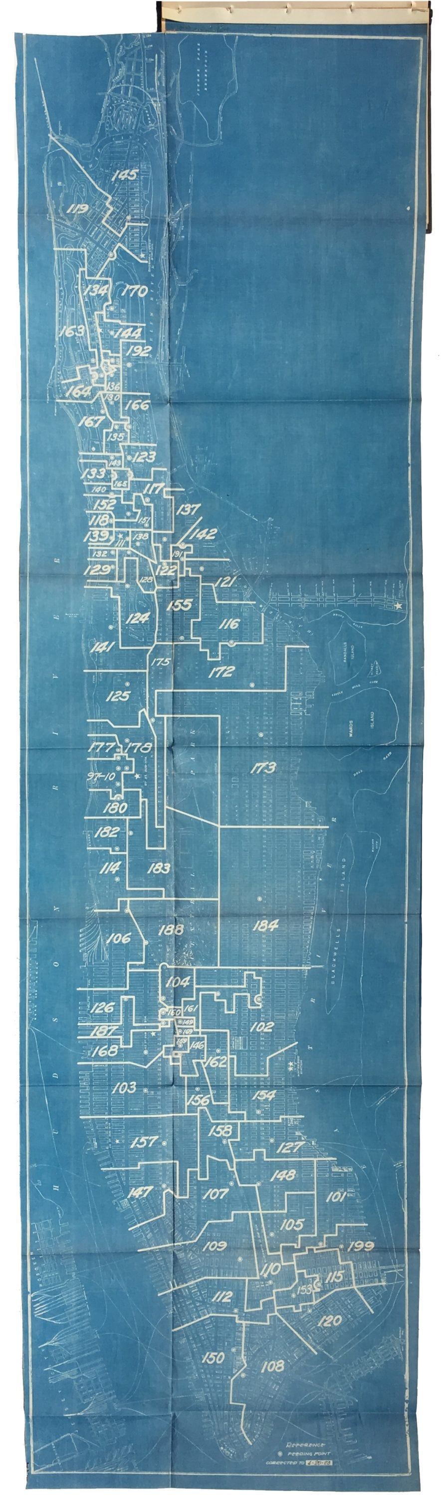 A remarkable United Electric Light and Power archive, with maps ...