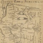 Phinehas Merrill, PLAN of the TOWN of STRATHAM. [New Hampshire], July 17, 1793.