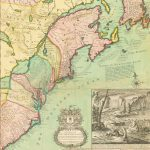 [ Beaver Map ] Herman Moll, A New and Exact MAP of the DOMINIONS of the KING of GREAT BRITAIN on ye Continent of NORTH AMERICA. Containing NEWFOUNDLAND, NEW SCOTLAND, NEW ENGLAND, NEW YORK, NEW JERSEY, PENSILVANIA MARYLAND, VIRGINIA AND CAROLINA According to the Newest and most Exact Observations… London: Herman Moll, [1715.].
