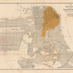 BRITTON & REY'S MAP OF GREATER SAN FRANCISCO SHOWING BURNED DISTRICT. San Francisco: Britton & Rey, 1906.