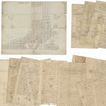 Andrew Wilson (ca. 1750-1819), [Archive of manuscript documents including a map, most relating to his time in New Madrid, Louisiana Territory.] New Madrid; Charlestown, Virginia [now Wellsburg, West Virginia]; and Washington, Pennsylvania, 1794-1819, 1881.