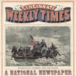Times Steam Job Office, Cincinnati Weekly Times A NATIONAL NEWSPAPER Adapted to the Wants of the People of the United States. Cincinnati: Times Company, [1873].