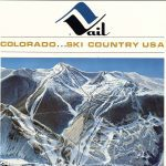 Hal Shelton, Vail [:] COLORADO . . . SKI COUNTRY USA. Colorado Springs: Looart, ND [but ca. 1965.]
