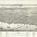 A[lbert] Ruger, PANORAMIC VIEW OF THE CITY OF HALIFAX NOVA SCOTIA 1879. [Akron: Albert Ruger, 1879?]