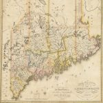Moses Greenleaf / Engraved by W. B. Annin, Boston, Map of the District of Maine From the Latest and Best Authorities. To the Honourable the Legislature of the State of Massachusetts This Map is Respectfully Inscribed by the Author. Boston: Cummings & Hilliard, No. 1 Cornhill, 1815.