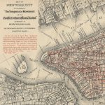 """Henry William Blair / G.W. & C.B. Colton & Co. N.Y., MAP OF NEW YORK CITY TO ACCOMPANY """"The Temperance Movement OR THE Conflict between Man & Alcohol."""" Boston Bridgman & Smythe Co., 1887 [but 1888]."""