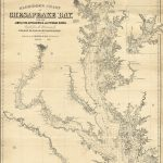 George Eldridge / G. W. Boynton, Sc., ELDRIDGE'S CHART OF CHESAPEAKE BAY, JAMES, YORK, RAPPAHANNOCK AND POTOMAC RIVERS. Compiled from the latest surveys by GEORGE ELDRIDGE, HYDROGRAPHER. Boston: S. Thaxter & Son, 1868/1895.