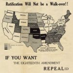 [ 21st Amendment ] Ratification Will Not be a Walk-over!! [:] IF YOU WANT THE EIGHTEENTH AMENDMENT REPEALED HELP US TO HELP THE GRAY STATES. New York: Women's Organization for National Prohibition Reform, [mid-1933.]