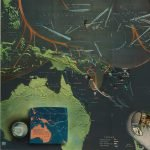 Prepared by The Educational Services Section Bureau of Naval Personnel / U.S. Government Printing Office, Nav War Map No. 5 [:] SOUTHWEST PACIFIC. Washington: Navy Department, 1944.