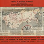 Map exposing the extent of the Soviet gulag system