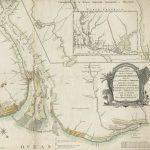 Friedrich von Bouchenroeder / Jacob Turpin (engraver), CARTE GENERALE ET PARTICULIERE DE LA COLONIE D'ESSEQUEBE & DEMERARIE SITUÉE DANS LA GUIANE EN AMÉRIQUE RÉDIGÉE ET DÉDIÉE AU COMITÉ DES COLONIES & POSSESSIONS DE LA REPUBLIQUE BATAVE. Amsterdam: Wouter Brave, 1798.