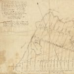 The first printed map of Leominster Massachusetts