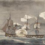 War of 1812 political cartoon skewering the Hartford Convention