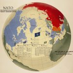 NATO [:] NORTH ATLANTIC TREATY ORGANIZATION. [Canada or the United States, 1955?]