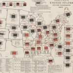 [Thomas Campbell-Copeland], THE BATTLE-GROUND OF THE PRESIDENTIAL ELECTION. New York: Harper & Brothers, Oct. 6, 1888.