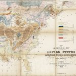 Jules Marcou, GEOLOGICAL MAP OF THE UNITED STATES and the British Provinces of North America. Boston: Gould & Lincoln, 1853.