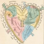 By a lady, A MAP OF THE FORTIFIED COUNTRY OF MAN'S HEART EXHIBITING ITS DEFENCES AND MODES OF EXPOSURE TO ATTACK: By a Lady. New York: Kelloggs & Thayer; Hartford: E.B. & E.C. Kellogg; Buffalo: D. Needham, 1846.
