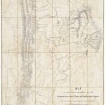 Exceptional map of North Carolina and parts adjacent, prepared in 1865 for the Union Army